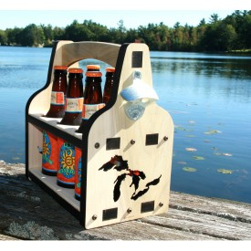 G3 Studios Great Lakes Beer Caddy