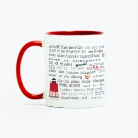 Mug - 11oz Charlevoix Bucket List