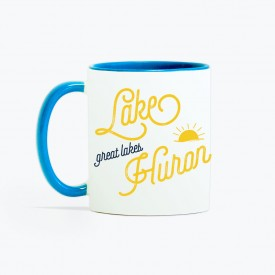 Mug - 11oz Lake Huron Love