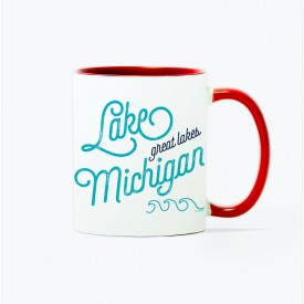 Mug - 11oz Lake Michigan Love