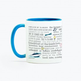 Mug - 11oz  Torch Lake Bucket List