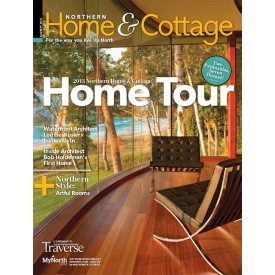 Northern Home & Cottage August Home Tour Issue