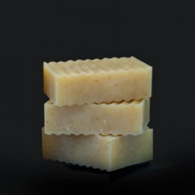 Only Oatmeal Artisan Soap: 6-Bar Gift Box