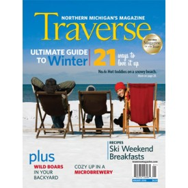 Back Issues of Traverse, Northern Michigan's Magazine