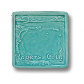 Rogers City Art Tile