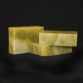 Sage Lemongrass Artisan Soap: 6-Bar Gift Box