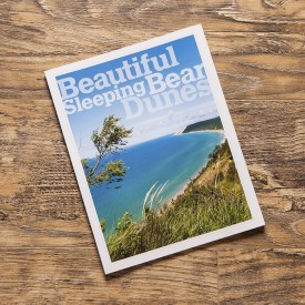 Beautiful Sleeping Bear Dunes book