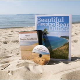 Beautiful Sleeping Bear Dunes Package: Book + DVD