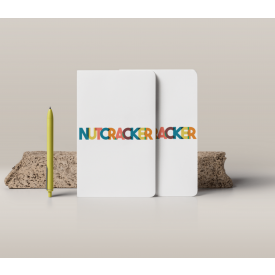 Nutcracker Blank Journal