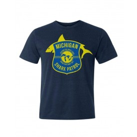 Great Lakes Shark Patrol Youth Tee