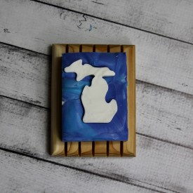 Smitten with the Mitten Soap