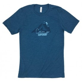 Camp Superior Men's/Unisex T-Shirt