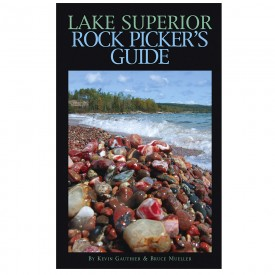 Lake Superior Rock Pickers Guide book