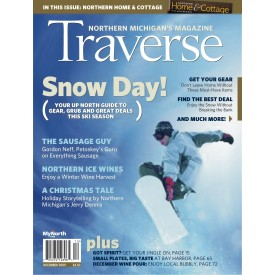 2009 December Traverse, Northern Michigan's Magazine