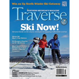 January 2012 issue of Traverse, Northern Michigan's Magazine