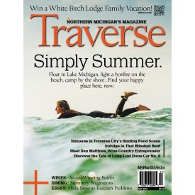 July 13 Traverse, Northern Michigan's Magazine
