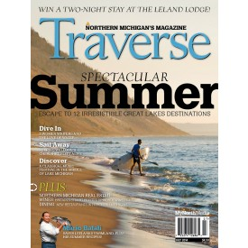 July 2014 Traverse, Northern Michigan's Magazine