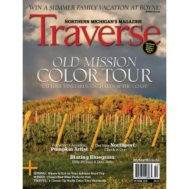 October 2014 Traverse Northern Michigans Magazine