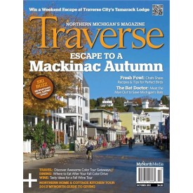 October 2012 Traverse, Northern Michigan's Magazine