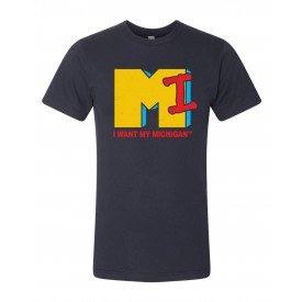 I Want My Mich TV Unisex Tee