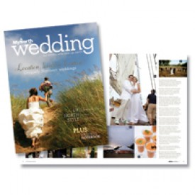 MyNorth Wedding 2009: A Magazine for Couples Who Love Up North