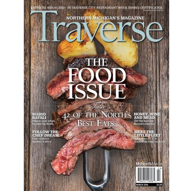 Traverse, Northern Michigan's Magazine March