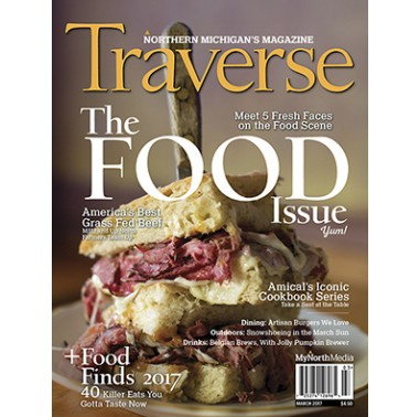 Traverse, Northern Michigan's Magazine March 2017