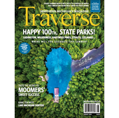 August 2019 Traverse, Northern Michigan's Magazine