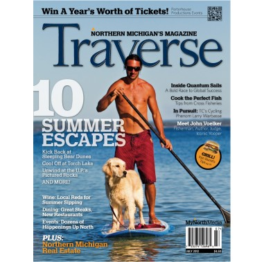 July 2012 Traverse, Northern Michigan's Magazine