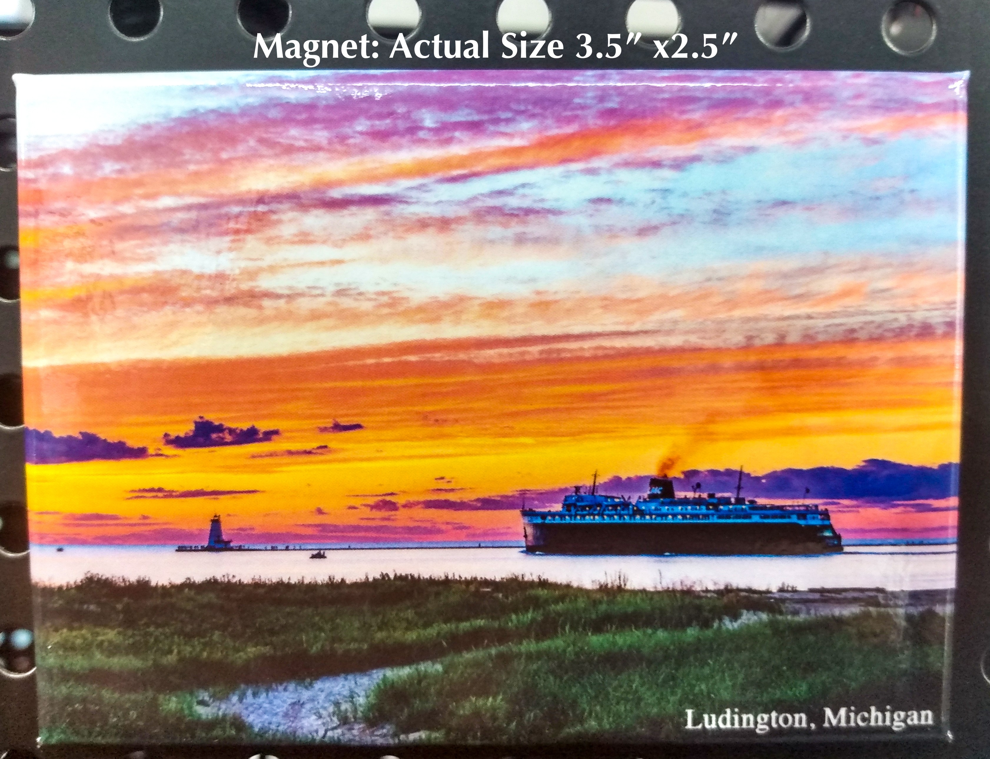 """Michigan Magnet - Todd and Brad Reed Photography """"Dream Voyage"""""""