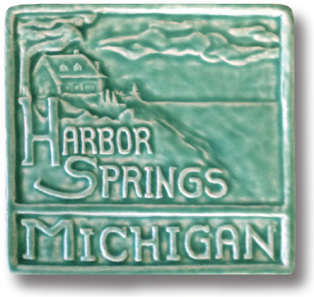 Harbor Springs Art Tile