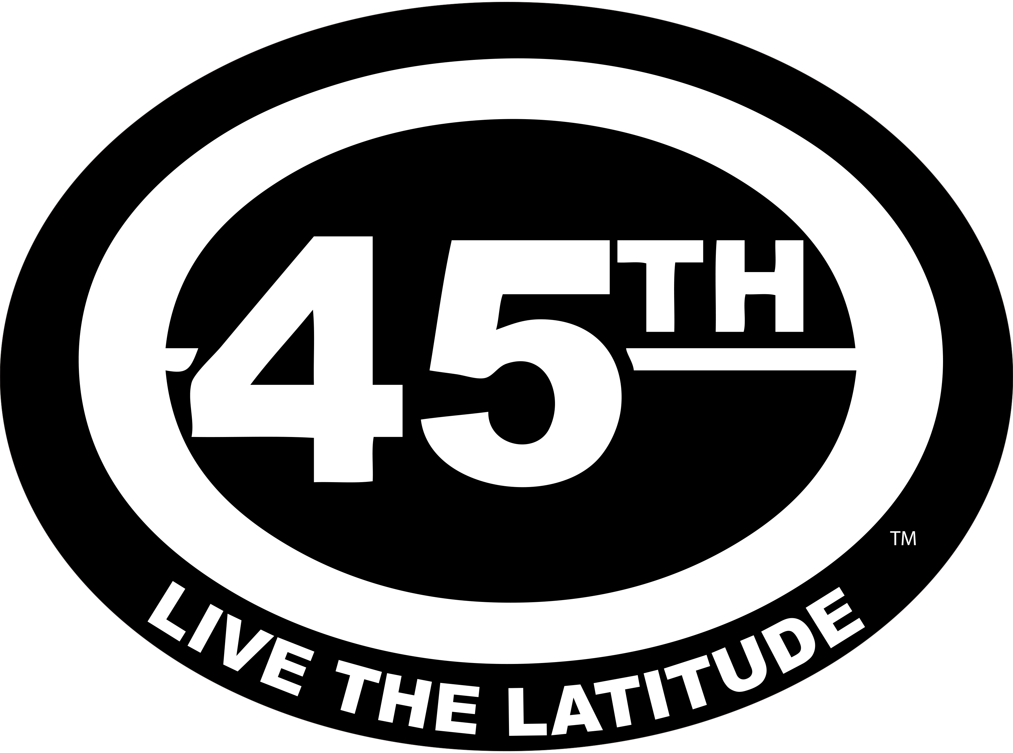 Live the Latitude Decal