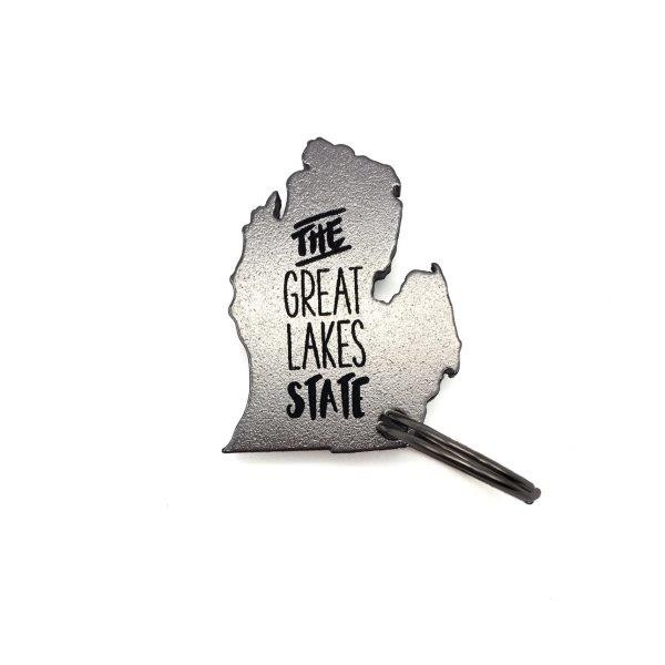 Michigan Bottle Opener - The Great Lakes State