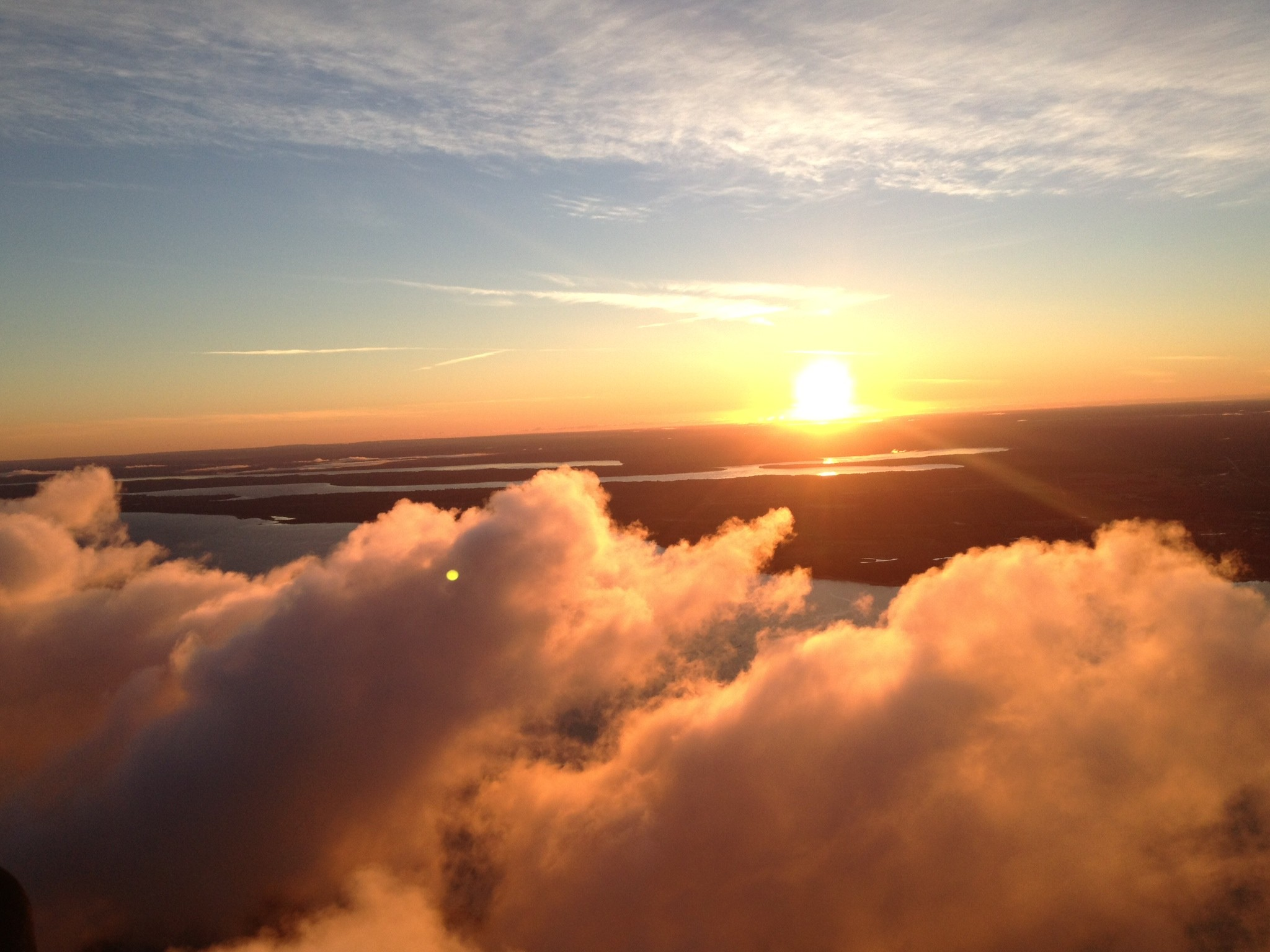 Sunrise Flights