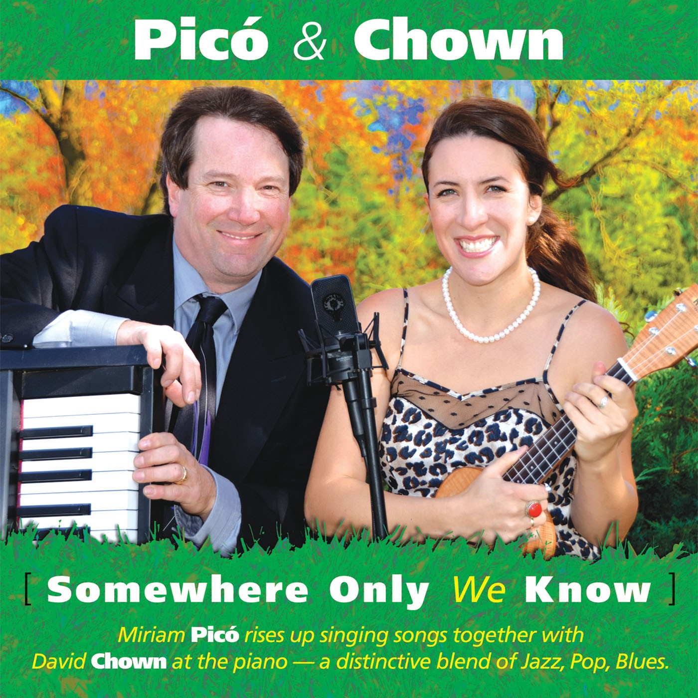 Somewhere Only We Know Picó & Chown
