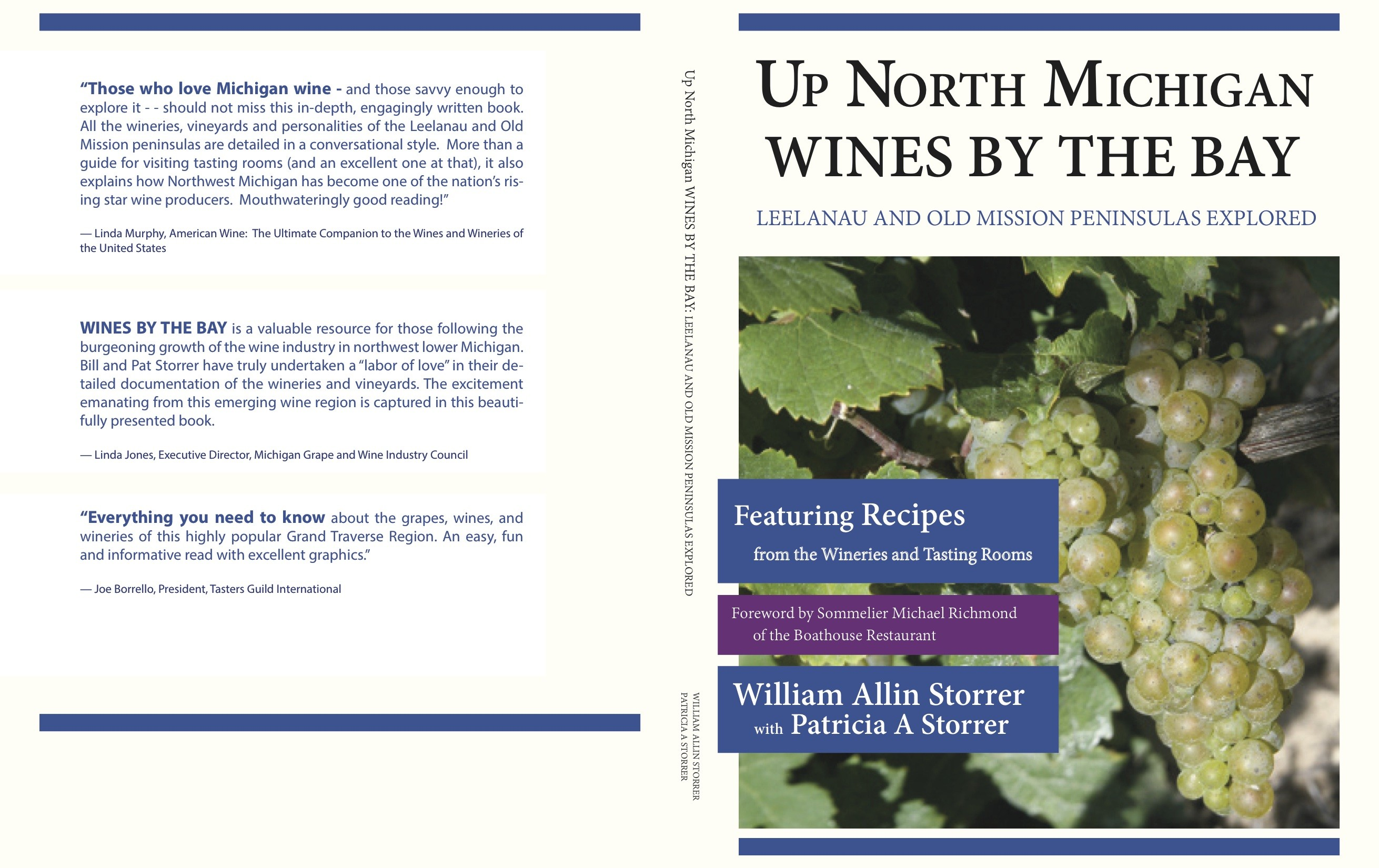 Up North Michigan Wines By The Bay