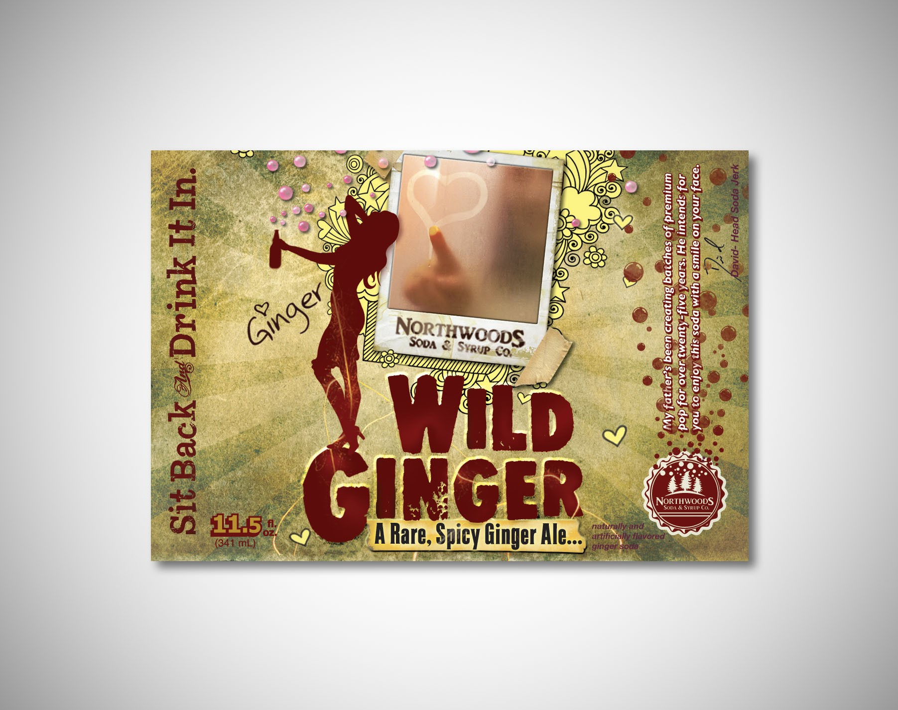 Wild Bill's Wild Ginger