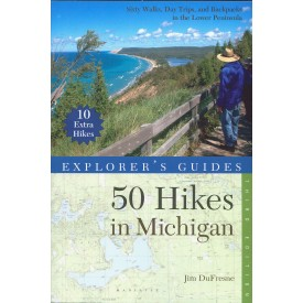 50 Hikes in Michigan