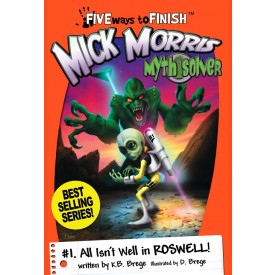 Mick Morris Myth Solver #1:  All Isn't Well in Roswell!