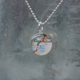 Glen Arbor Charm Necklace