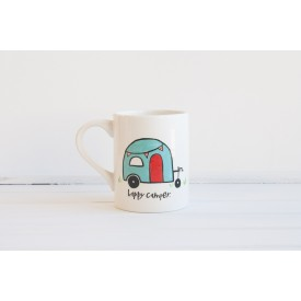 Mug: Happy Camper