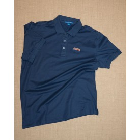 Polo Shirt-Men's Navy