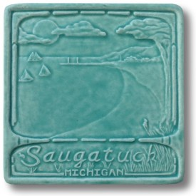 Saugatuck Art Tile