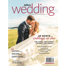 MyNorth Wedding 2021: A Magazine for Couples Who Love Northern Michigan