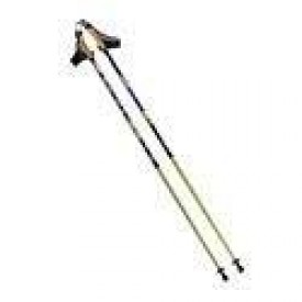 Swix Adjustable Nordic Walking Fitness Poles with Natural Cork Handle