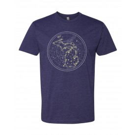 MI Constellation Unisex Tee